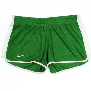 Nike Womens Dri-Fit Embossed Training Shorts